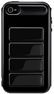 SwitchEasy Odyssey Hybrid Case for iPhone 4 - Black - Fits AT&T iPhone