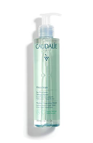 Caudalie, Micellar Cleansing Water For All Skin Types, 200 ml