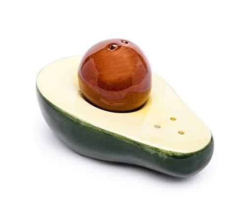 gmaster Salz- und Pfefferstreuer in Form von Avocado.