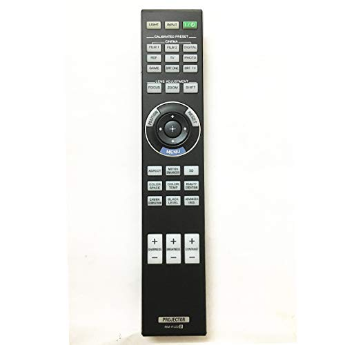 sony remote control outlets PROROK New Remote Control RM-PJ22 fit for Sony Projector RM-PJVW70 RM-PJVW85 RM-PJ20 RM-PJ23 RM-PJ24 RM-PJ28