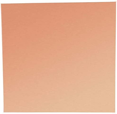 ACCDUER All items free shipping Pure Cu Copper Branded goods Metal Sheet Plate T2