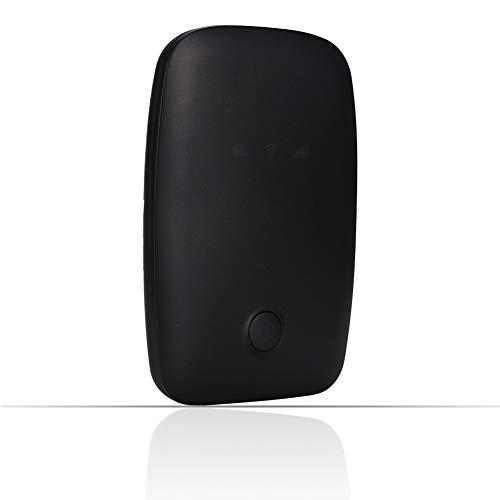 Sharainn Caja de M3 925D-3 WiFi, Router inalámbrico del Wi-Fi de la Caja inalámbrica de 150Mbps 4G LTE WiFi(Black)