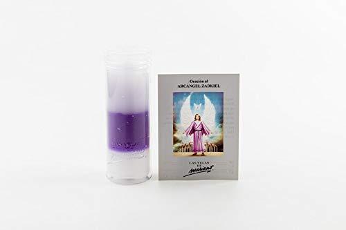 Russian Wicca Arcángel Zadkiel Vela de Oración de la Divina Misericordia