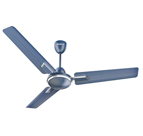 Havells Andria 1200mm Dust Resistant Ceiling Fan (Indigo Blue)