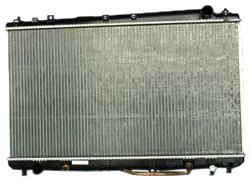 Price comparison product image TYC 2324 Compatible with TOYOTA Avalon 1-Row Plastic Aluminum Replacement Radiator