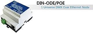 Enttec DIN-ODE POE 1 Universe DMX Over Ethernet Node