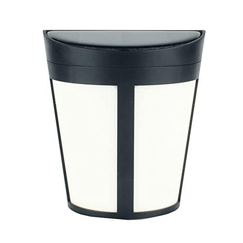 Energia Solare Luce Della Parete 6 LED Sensore Lampada Impermeabile Risparmio Energetico Strada Cantiere Percorso Casa Giardino Decorativo Lanterna Esterna