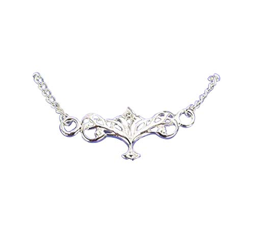 Intricate Designed Back Belly Chain Pierceless Body Jewelry