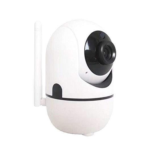 MYZ CáMara De Seguridad IP,1080p HD, Giratoria 360° VisióN Nocturna Audio Bidireccional, Alarma Remota, DeteccióN De Movimiento, Control Mediante AplicacióN