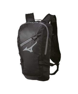 314JXLvYaDL. SL500  - Mizuno Running, Mochila Unisex Adulto, Negro (Black), 9x42x20 centimeters (W x H x L)