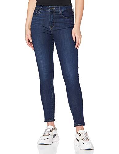 Levi's 721 High Rise Skinny Jeans, Bogota Feels, 28W / 30L Femme