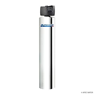 APEC Water Systems GREEN-CARBON & WTS-MAX Premium Whole House Water Filter System Up to 1,000K Gallon, Removes Chlorine, Chloramine, Hydrogen Sulfide and More