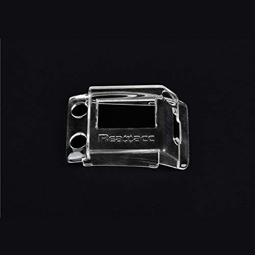 KINGDUO Mxk Rx5808 Estuche para Receptor Transparente Universal para Las Gafas Fatshark Dominator V3 Hd3 HDO