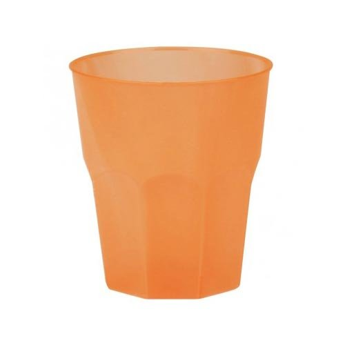 GOLD PLAST S.P.A., 20 ORANGE verres à cocktail