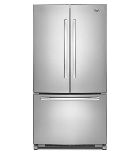 Whirlpool WRF540CWBM WRF540CWBM 19.6 Cu. Ft. Stainless Counter-Depth French Door Refrigerator