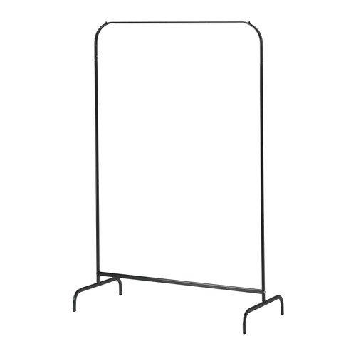 MULIG/洋服ラック/ブラック(サイズ99×46cm)[イケア]IKEA(70246862)