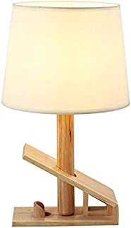 LeBsun Desk lamp Table Lamps Surviving Room Tables, Bedside & Table Lamps, Table Easy Night Clear, Eye-Caring Table Lamps,...