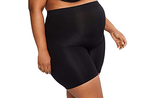 Motherhood Maternity Women s Maternity Secret Fit Shaper Panty, Black, Large Extra Large
