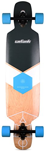 Unbekannt WEFUNK Hexagon TWINTIP Longboard 2016 Palace Blue