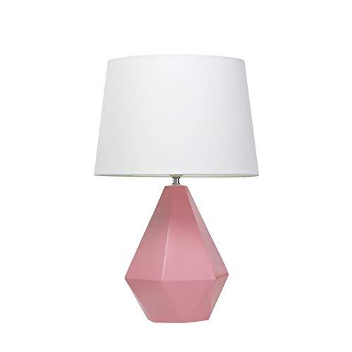 SHENLIJUAN Lámpara de Mesa lámpara de cabecera Simple Habitación Hotel cabecera de Aprendizaje Creativo de la lámpara LED Lámparas E27 1 * 23cm * 46cm