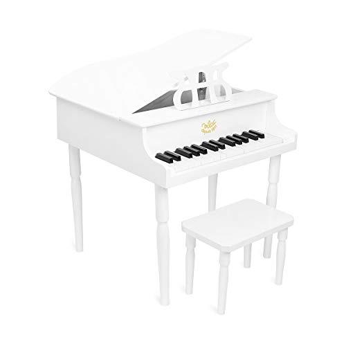 Vilac- Klavier mit weißem Schwanz, 8361