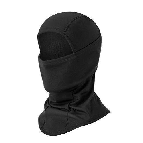 BAONUOR Multifunktionstuch Schal Elastiche Kopftuch Stirnband Balaclava Gesichtsmaske Kopfbedeckung UV Residenz für Männer Frauen Yoga Laufen Wandern Radfahren Motorradfahren Bandana