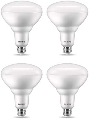 Philips LED 558049 BR40 Flicker Free Flood Light Bulb with EyeComfort Technology 2175 Lumen product image