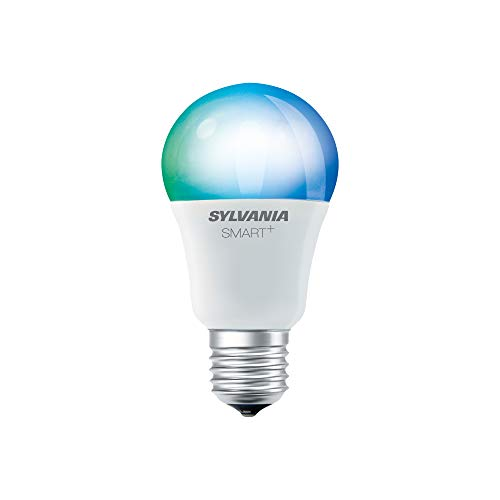 Sylvania Color Changing Smart Light Bulb That Work with Siri and HomePod