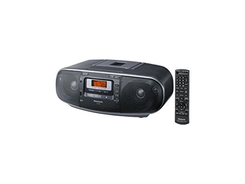 Panasonic RX-D55GC-K Boombox - H...