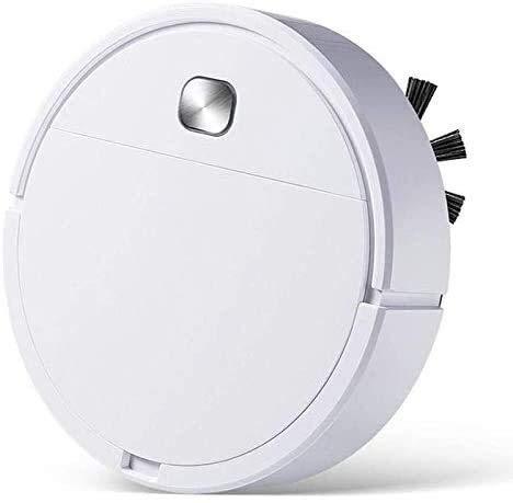 QIBIN Aspiradora 3 en 1 Robot Aspiradora recargable Smart barrido seco húmedo aspirador