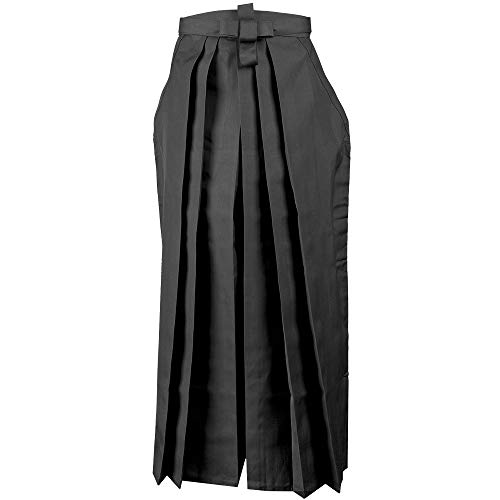Blitz Traditional Hakama, Unisex Adulto, Negro, Size 27