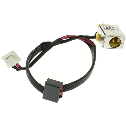DC Jack Power Cable compatible with ACER Aspire 5742ZG TravelMate P253-M, P253-MG Replacement Charging Wire Socket Connector