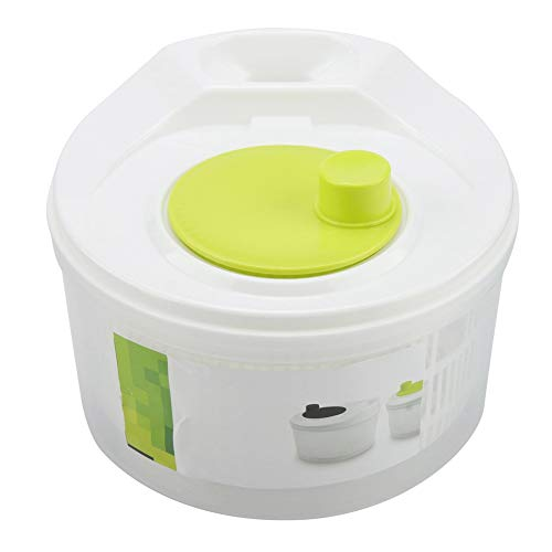 New Draining Basket, Vegetable Salad Fruit Draining Water Basket Dehydrator Kitchen Mixing Tool, Deh...