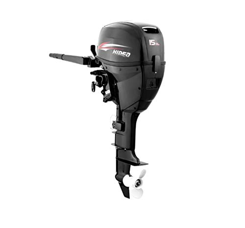 Sale!! Hidea HDF15 CE Approved 4 Stroke 15hp Outboard Engine F15 Black Engine Motor Mannul/Electric Motor