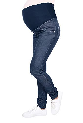 Push pantaloni con fascia Band/Denim jeans Slim tubi 50