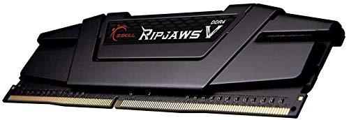 G.SKILL 32GB Ripjaws V Series DDR4 PC4-21300 2666 MHz 288-Pin Desktop Memory Model F4-2666C18S-32GVK