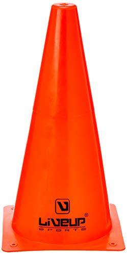 Cone de Agilidade, 28Cm, Vermelho, Liveup Sports