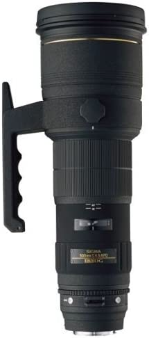 Sigma 500 Mm F4 5 Ex Dg Hsm Objektiv Für Nikon Kamera