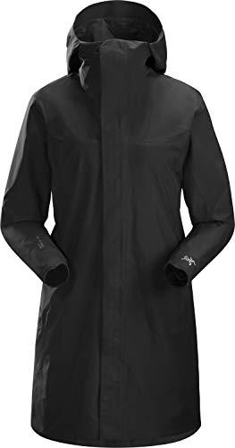 Arc'teryx Damen Solano Coat Women's Jacket, schwarz, S