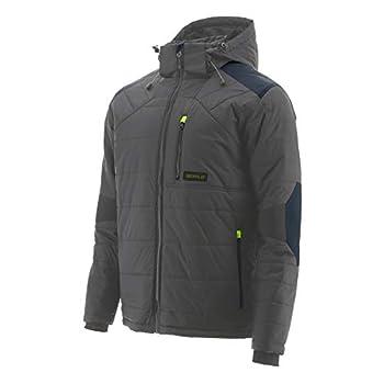 Caterpillar Men s Crowbar Jacket Outerwear Dark Shadow XL