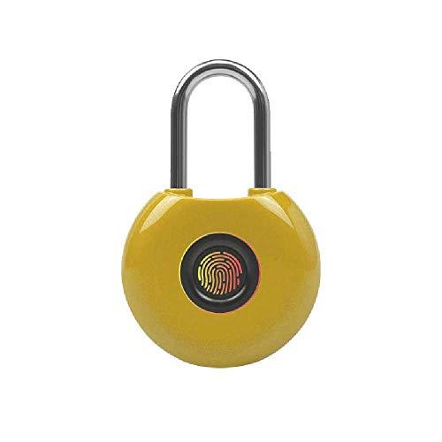 zhuao Smart vingerafdruk hangslot, tas elektronische hangslot, slaapzaal kabinet wachtwoord slot