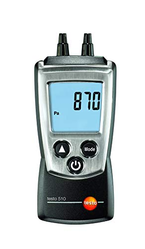 Testo Differential Manometer