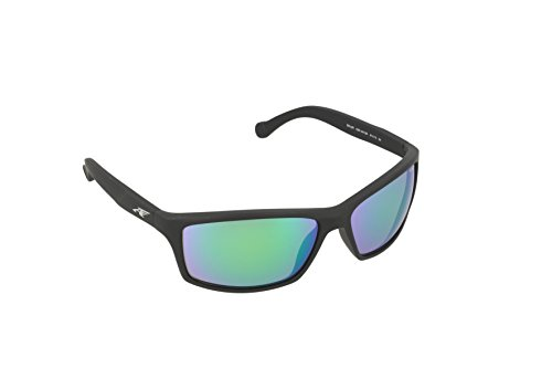 Arnette Boiler gafas de sol, Fuzzy Black/Translucent Grey, 61 para Hombre