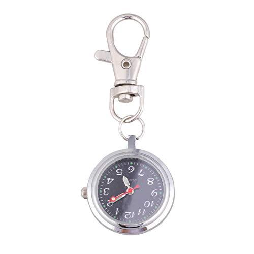 Hemobllo Reloj de Bolsillo de Cuarzo - Reloj de Bolsillo...