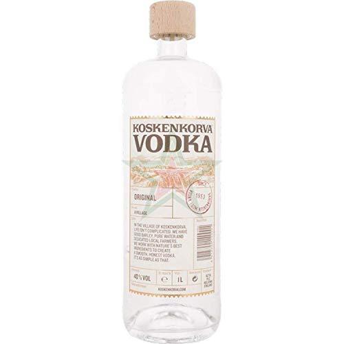 Vodka Koskenkorva Botella 1L 40º