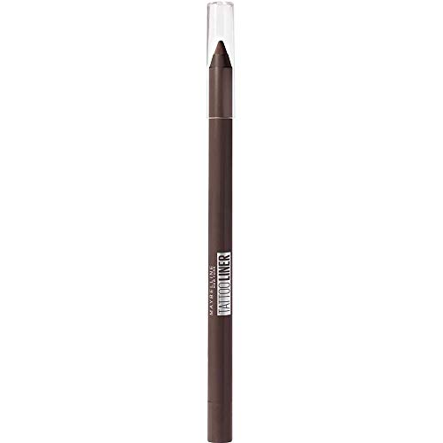 Maybelline New York - Tattoo Liner, Lápiz de Ojos Marrón O