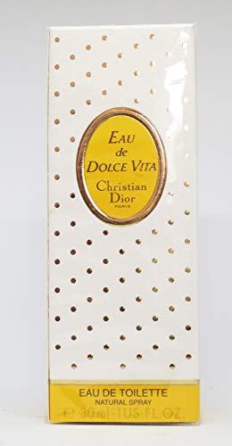Christian Dior Eau de Dolce Vita femme/woman, Eau de Toilette, Vaporisateur/Spray, 30 ml