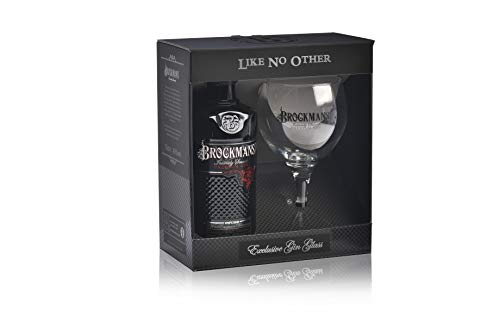 Brockmans Brockmans Gin mit 1 Ballonglas (1x700ml) Gin (1 x 700ml)
