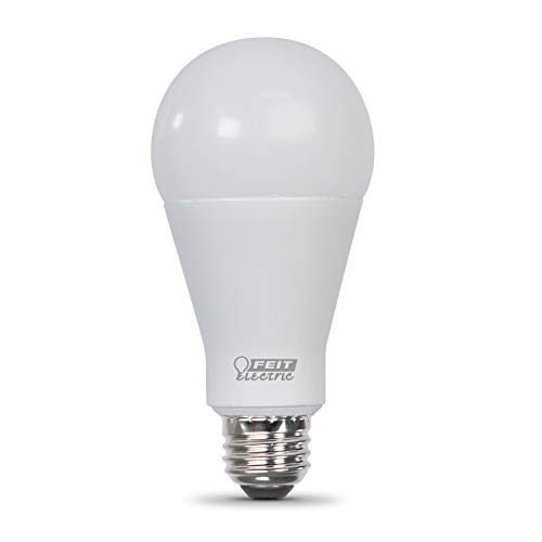 Feit Electric OM300/830/LED A23 Non-Dimmable Omni High Output LED Light Bulb, 300W, 3000K Warm White