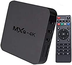 MXQ-4K Android 7.1 TV Box RK3229 Quad Core 1G RAM 8G ROM KODI AirplaySmart Android TV Box